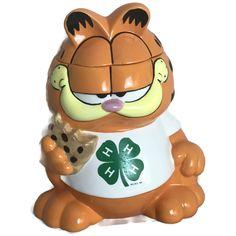 Garfield Cookie Jar Joking Hazard  Cookie Jars And Jar