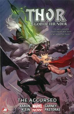 Thor Volume 3 Accursed (Marvel Now) God of Thunder