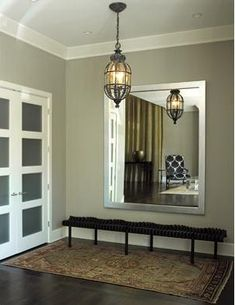 Grassland from Sherwin Williams   Grey with a soothing touch of green
