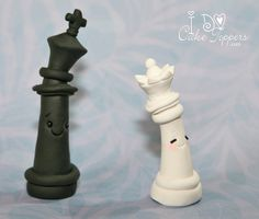 CHESS cake topper-Like your Moves by I Do Cake Toppers, via Flickr