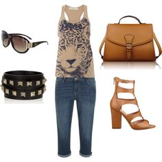 """Fearless"" by savyshopper on Polyvore"