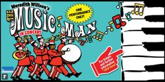 The Music Man — In Concert