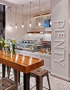 Cafe Plenty - Restaurant Design Toronto - Brooklyn Berry Designs
