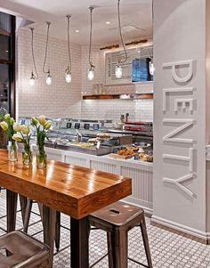 Cafe Plenty - Restaurant Design Toronto - Brooklyn Berry Designs