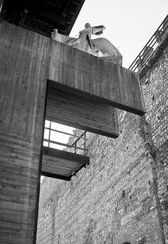 Castelvecchio Museum, Carlo Scarpa. Verona Italy. 1973