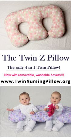 Twin-Z-Pillow