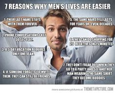Why men's lives are easier // funny pictures - funny photos - funny images - funny pics - funny quotes - Funny Images, Funny Pictures, Funny Pics, Duck Pictures, Fail Pictures, Memes, My Guy, Just For Laughs, Laugh Out Loud