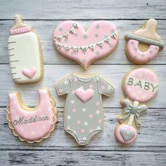 Aperitivo para fiesta de Baby shower. #babyshower #comida