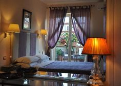 Althea Inn, two nights in ROME with a private terrace! Booked IT!