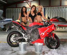 Hivernage moto - Comment nettoyer et entretenir sa moto ( à l'année)