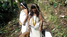 Un trek passionnant, une aventure culturelle. magictourcolombia.com #wetakeyouthere