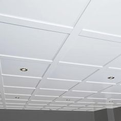Another great suspended ceiling We like this one the best For