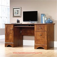 Sauder Computer Desk, Brushed Maple Finish  BUY NOW     $175.94    Quality-built and loaded with features to meet your unique needs in furniture, the Computer Desk from our Miscellaneous Categ ..  http://www.homeaccessoriesforus.top/2017/03/08/sauder-computer-desk-brushed-maple-finish-2/