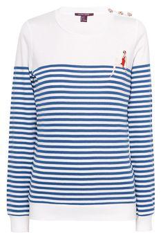 Tee-shirt homewear Blanc by PRINCESSE TAM TAM