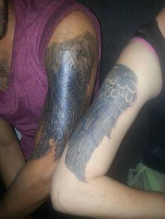 wings tatoo wing