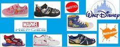 albithinia licencias y regalos: novedades en calzado para esta temporada escolar