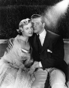 Doris Day and Gordon MacRae in Tea for Two (1950)