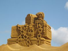Fairy Grimoire - Four Treasures Of The Tuatha De Danann Sand Sculptures, Lion Sculpture, Zodiac Signs Elements, Ice Art, Sand Art, Treasure Chest, Non Profit, Fairy, Statue