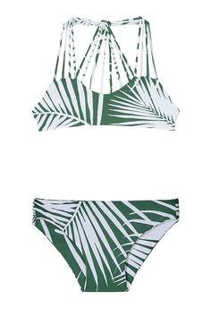 1ffeb965d1f Mikoh Mini - Aruba Top and Makapuu Bottoms - Kids Swim Children's Swimwear,  Bikinis,