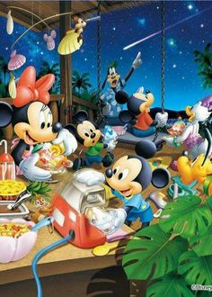 Mickey and Minnie Mickey Mouse Art, Mickey Mouse Wallpaper, Mickey Mouse And Friends, Disney Wallpaper, Walt Disney, Cute Disney, Minnie Mouse Pictures, Disney Pictures, Disney Pics