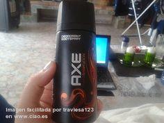 Axe Dark Temptation Desodorante Spray - Opinión - desodorante axe ...
