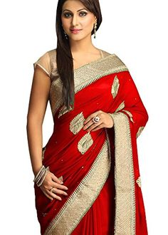 Fabric: Georgette 1 Saree with 1 Blouse Piece 5.50 meter & 0.8 meter blouse piece.