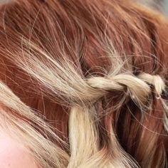 Quick Boho Knots for Layered Hair (Works for Thin Hair as Well)