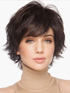 "pixies-boycuts-human-hair-side-bangs-short-wig -- details ------*-material:-remy-human-hair*-cap-construction:-capless*-hairstyle:-wavy*-length:-6""*-weight:-60g*-tips:-this-wig-comes-with-the-elastic-strap.-this-provides-additional-comfort,-as-well-as-confidence-your-wig-won't-fall-out,-or-get-blown-away-by-wind.--"
