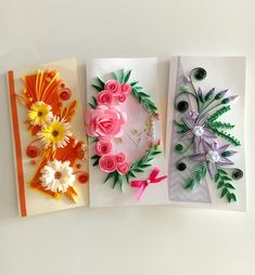 Quilling Cards, Facebook Sign Up, Crochet, Crafts, Manualidades, Ganchillo, Handmade Crafts, Crocheting, Craft
