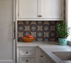 Moroccan Tile Kitchen How to use moroccan tiles