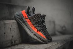 9f9d5d14319d4 A Detailed Look At The adidas Yeezy BOOST 350 V2 (Solar Red) - Sneaker  Freaker