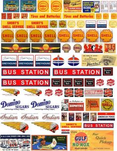 Ho Scale Train Layout, Model Train Layouts, Vintage Labels, Vintage Ads, Train Info, Train Miniature, Pin Up, Old Signs, Advertising Signs