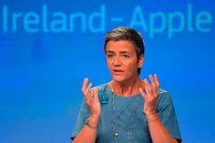 En Arxikos Politis: Οικονομικός πόλεμος ΗΠΑ-ΕΕ για ένα...σάπιο «Μήλο»