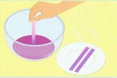 Como fazer Papel Reagente  Veja mais em http://www.comofazer.org/ciencia/como-fazer-papel-reagente/
