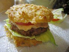 lchf hamburger