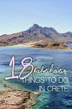 Discover this beautiful Greek island beyond the resorts with our ultimate guide to best things to do in Crete. Discover this beautiful Greek island beyond the resorts with our ultimate guide to best things to do in Crete. Europe Travel Tips, European Travel, Places To Travel, Travel Guides, Travel Hacks, Greece Vacation, Greece Travel, Greece Trip, Greece Resorts