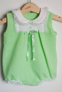 vintage baby clothes | Vintage baby clothes | Baby girl onesie's, rompers, and sleepers!