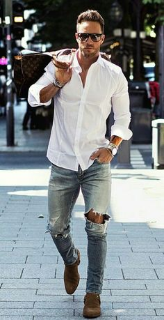 9e6fe7b395 13 Coolest Casual Street Styles For Men