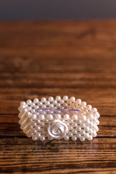 Floral bracelet...Available from the Flowermonger the wholesale floral home delivery service