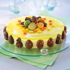Bilderesultat for påskekake Norwegian Food, Norwegian Recipes, Easter Recipes, Something Sweet, Let Them Eat Cake, Cake Cookies, Yummy Cakes, Delicious Desserts, Cake Recipes