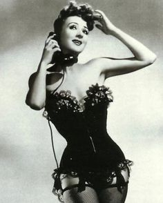 Gypsy Rose Lee, Queen of Burlesque