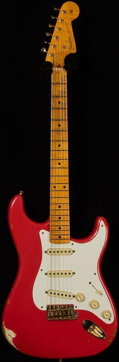 "Dealer Select Wildwood ""10"" '55 Strat Relic | 1955 Stratocaster | Wildwood…"
