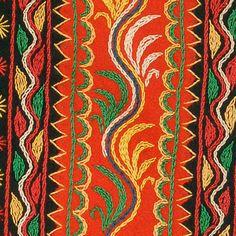 "Lampas - Etnodizajn ""Wzornik"" / ENG: http://www.etnodizajn.pl/patternbook/ #etno #folk #inspirations"