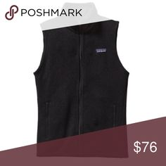 Patagonia Vest Women's Better Sweater Fleece Vest, in perfect condition, great for layering. Patagonia Jackets & Coats Vests