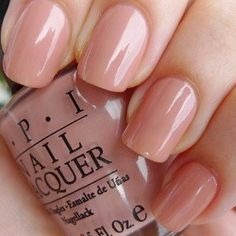 One of my all-time faves. OPI Dulche de Leche