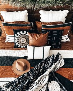 Western Bedroom Decor, Western Rooms, Room Ideas Bedroom, Home Decor Bedroom, Boho Room, New Room, Room Inspiration, Home Remodeling, Sweet Home