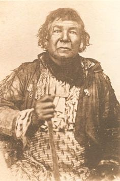 "Our 5th great grandfather Chief Shabbona, ""Built Like A Bear"". He was the nephew of Ottawa Chief Pontiac. Fall of 1800, his hunting party came across the  Potawatomi tribe (""little brother"" tribe to the Ottawa & the Ojibwa). He stayed with the Potawatomi tribe after taking their Chief Spotka's daughter, Coconoko, as his wife; years later becoming Chief of the Potawatomi"