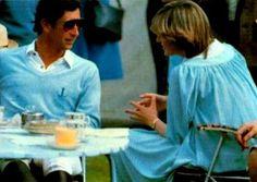 Polo Rhinefield House, Brockenhurst, Hampshire - Le 15 Mai 1982