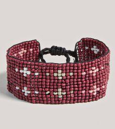 AEO Beaded Bracelet
