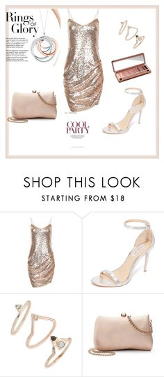 """Prom night ✨"" by ndn66 ❤ liked on Polyvore featuring Rachel Zoe, Topshop, LC Lauren Conrad, Urban Decay and Tiffany & Co."